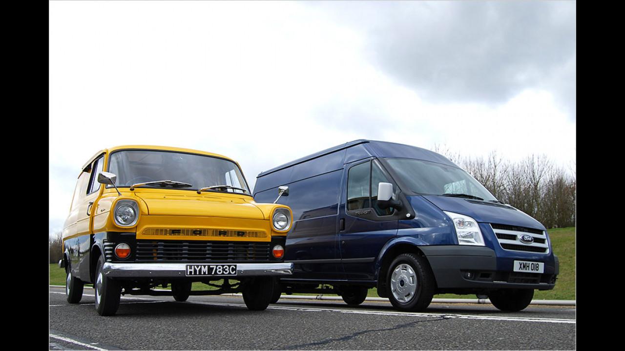 Ford Transit (1961 bis heute)