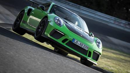 See The Porsche 911 GT3 RS Lap The Nürburgring In 6:56.4