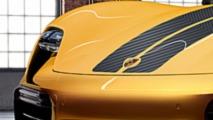 Porsche Taycan Exclusive illustration