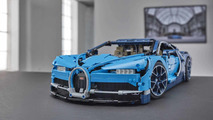 Bugatti Chiron Lego Technic