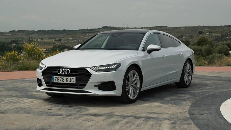 Prueba Audi A7 Sportback 2018: todo el lujo, con un toque deportivo