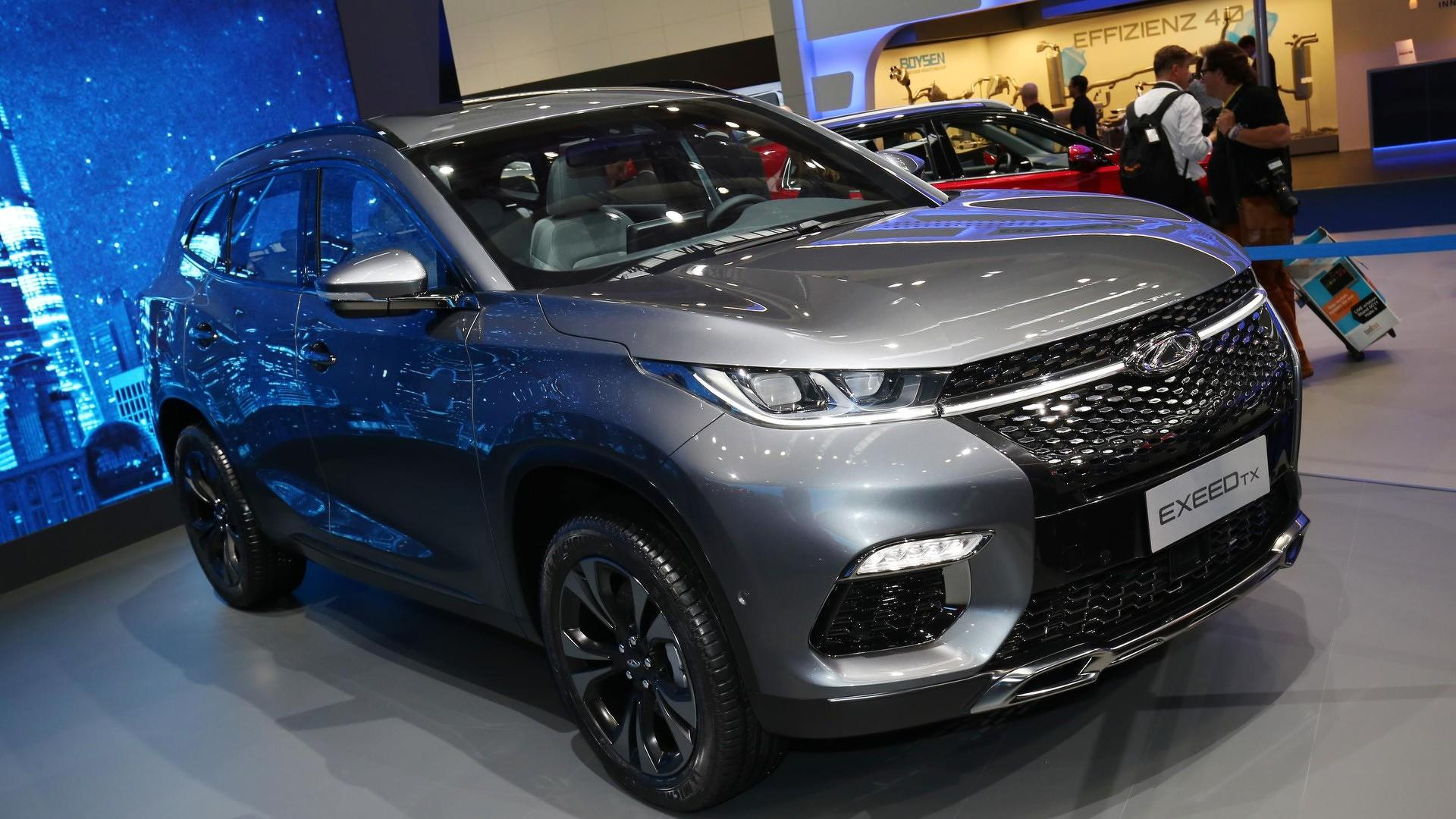 Toyota Of Pullman >> China's Chery Launches In Europe With Exeed Brand, Hybrid SUV