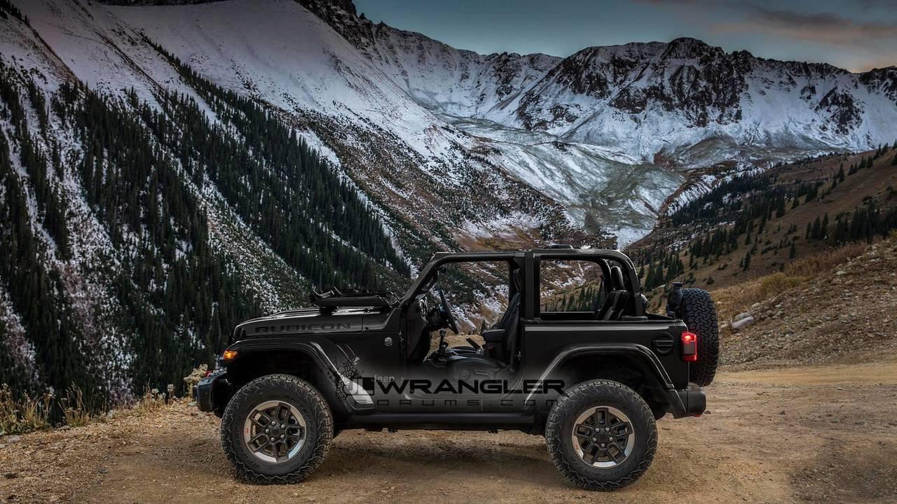 2018 Jeep Wrangler in Black Clear Coat