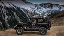 2018 Jeep Wrangler in multiple colors renders