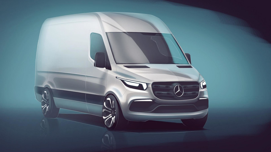 Mercedes To Build Next-Gen Sprinter Van At New South Carolina Plant