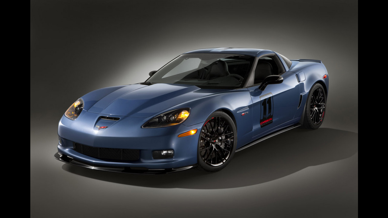 Corvette Z06 Carbon Limited Edition