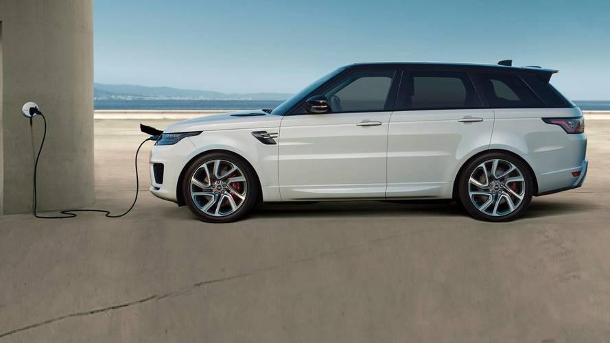 404 lóerős teljesítménnyel érkezik az első plug-in hibrid Range Rover