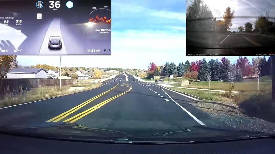 Tesla's Latest Autopilot Update Showing Signs Of Minor Improvements