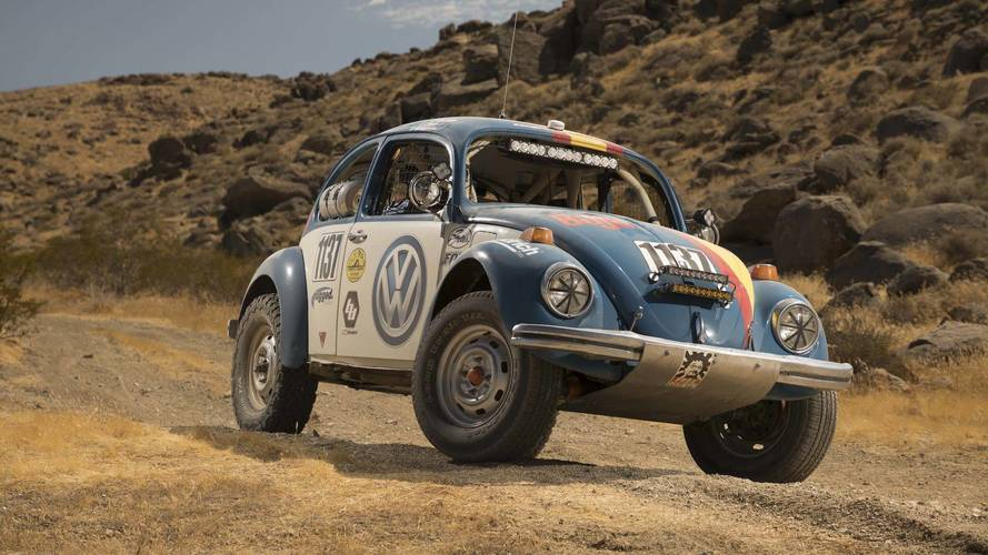 VW Sponsoring Old-School Beetle At This Year's Baja 1000