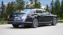 Bentley Mulsanne by Mansory