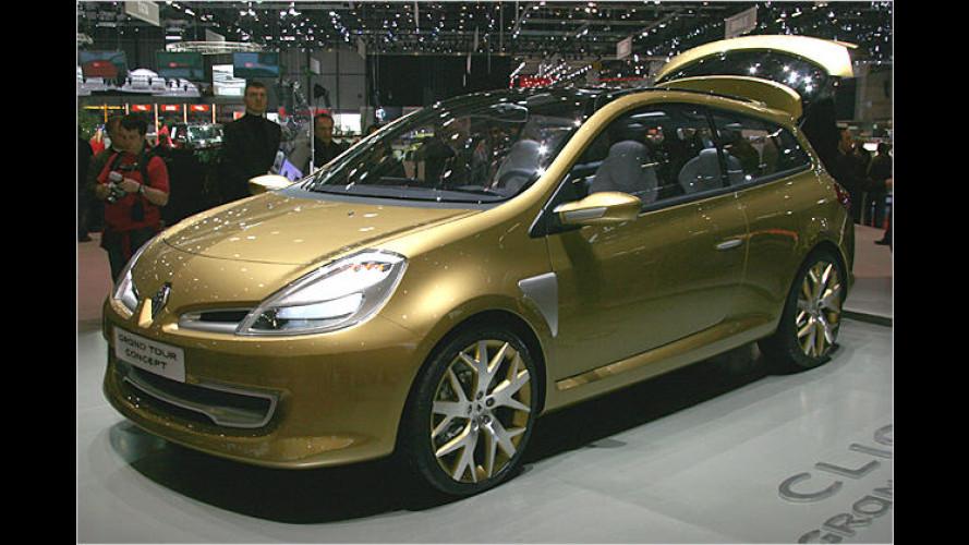 Renault zeigt Studie Clio Grand Tour Concept in Genf