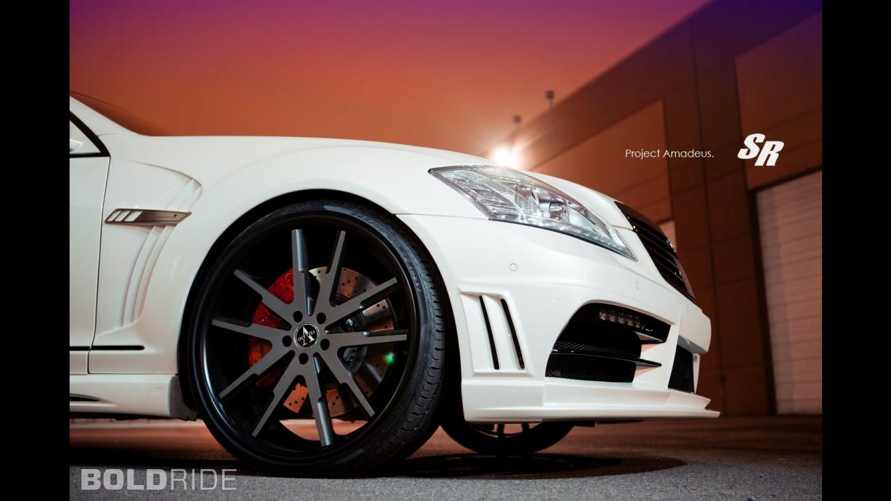 SR Auto Group Mercedes S63 AMG Amadeus
