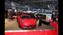Alfa Romeo al Salone di Ginevra 2014