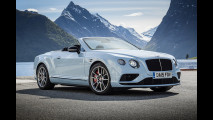2. Bentley Continental GT V8 S Convertible