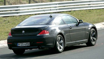 SPY PHOTOS: More BMW 6-series Facelift