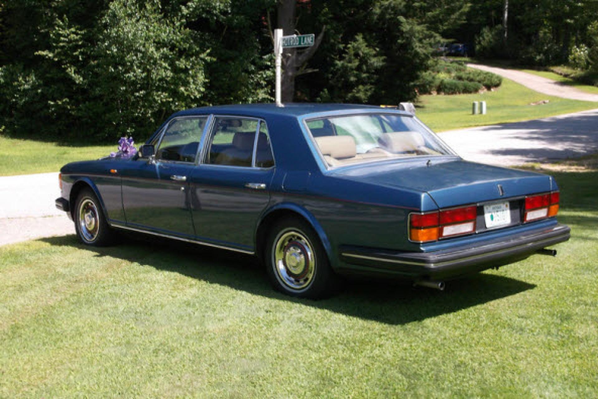 Ebay Auction Of The Week 1984 Rolls Royce Silver Spirit