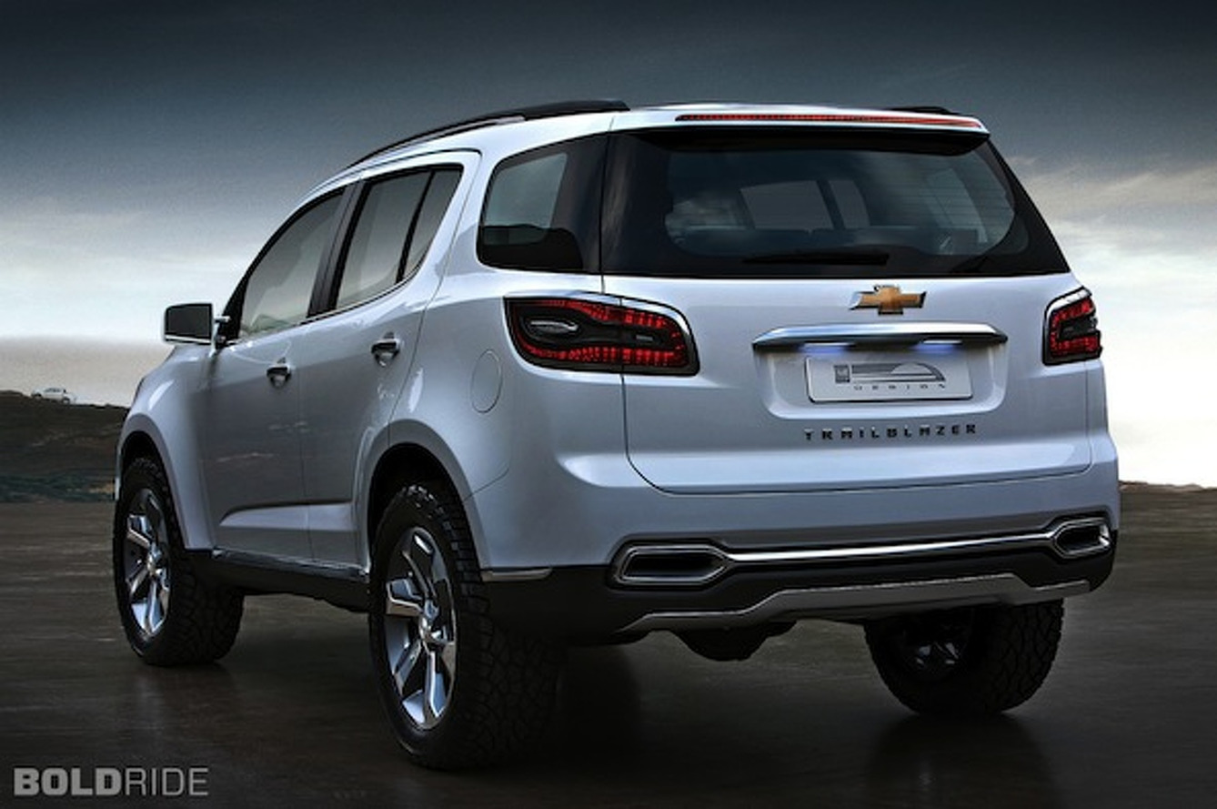 Chevy Trailblazer Might be Headed Back Stateside