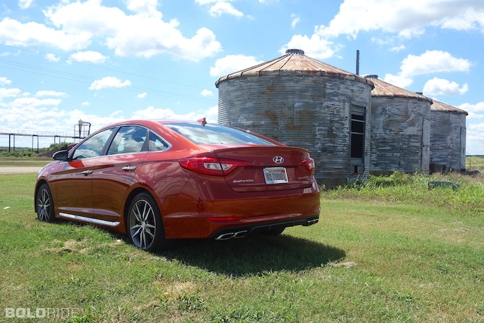 2015 Hyundai Sonata First Drive: The Undercover Fun Sedan