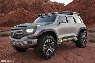 Mercedes GLB Could Be Benz's Next Crossover?