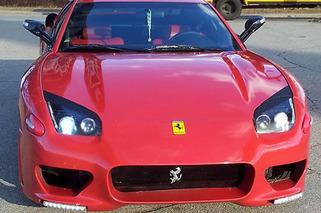 Mitsubishi 3000GT Tries to Be a Ferrari
