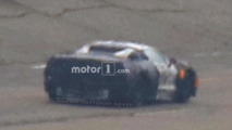 Mid-engine Corvette prototype spied, could have up to 500 hp