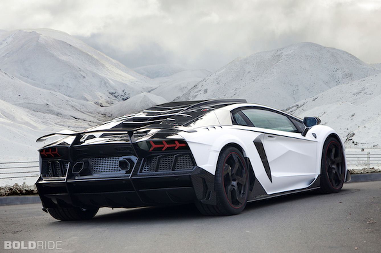 Mansory Dishes Out Bugattis, Bentleys and Lambos Galore in Geneva