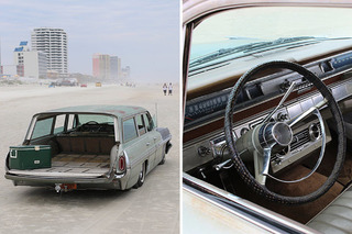 This '62 Pontiac Surf Wagon is Vintage Cool to the Max