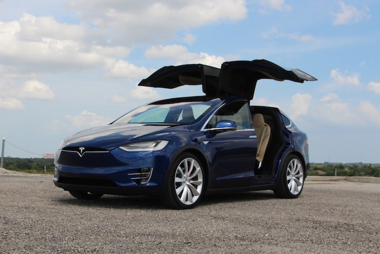 NHTSA classifica Tesla Model X como SUV mais seguro do mundo