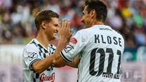 Miroslav Klose, football player and Mick Schumacher, Prema Powerteam