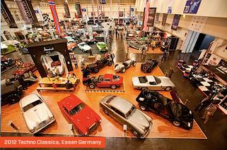 Event Highlights: Techno Classica 2012