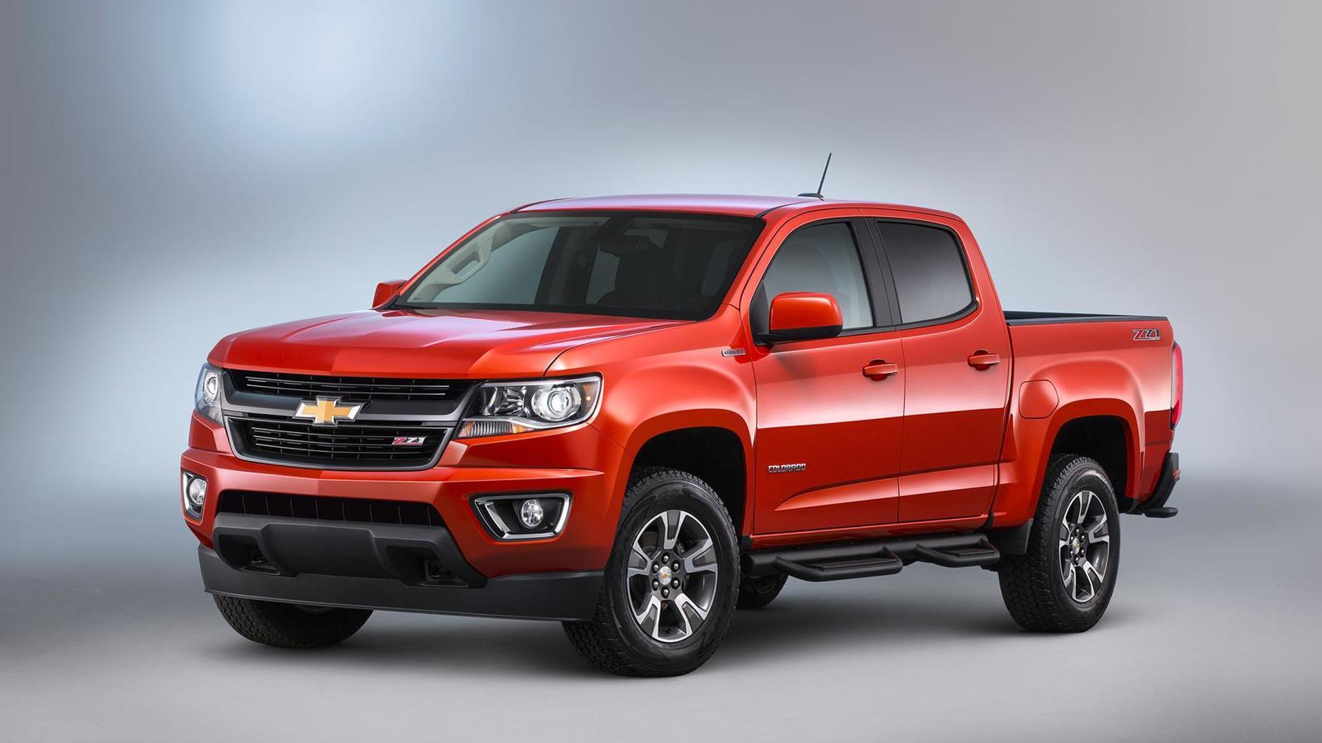 2.8 L Duramax >> Chevrolet Colorado and GMC Canyon gain 2.8-liter Duramax turbodiesel engine