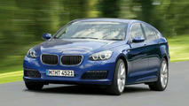 BMW V Series Artist Rendering