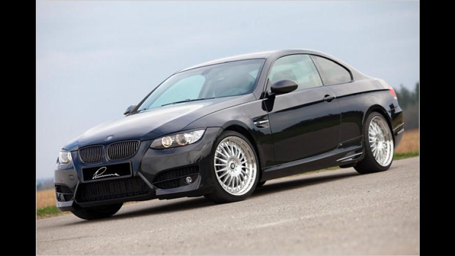 Tuner Lumma Design verschönert das BMW 3er Coupé