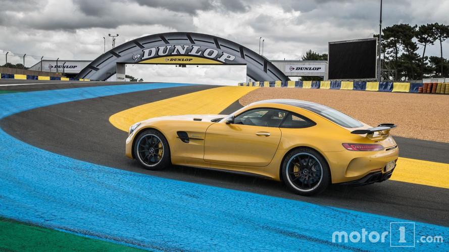 Essai Mercedes-AMG GT R (2017)