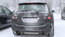 2013 Mercedes B-Class AMG spy photo 25.1.2012