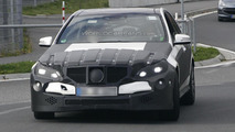 2014 Mercedes E63 AMG spy photo 10.10.2012