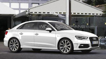 2015 Audi A3 Cabriolet to be based on next-gen A3 Sedan - report