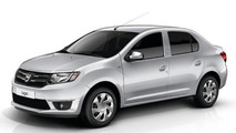 2013 Dacia Logan leaked photo - low res - 17.9.2012