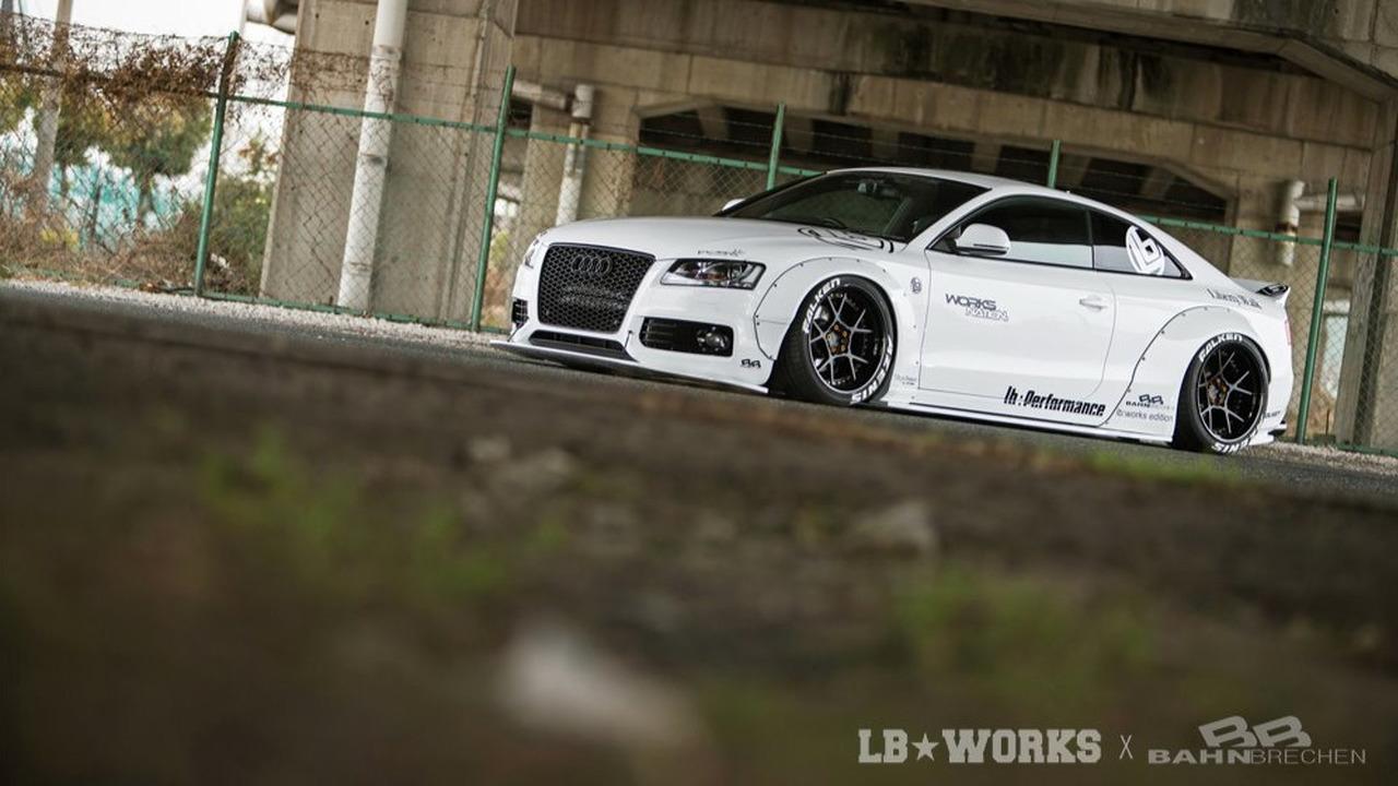 Liberty Walk Audi A5