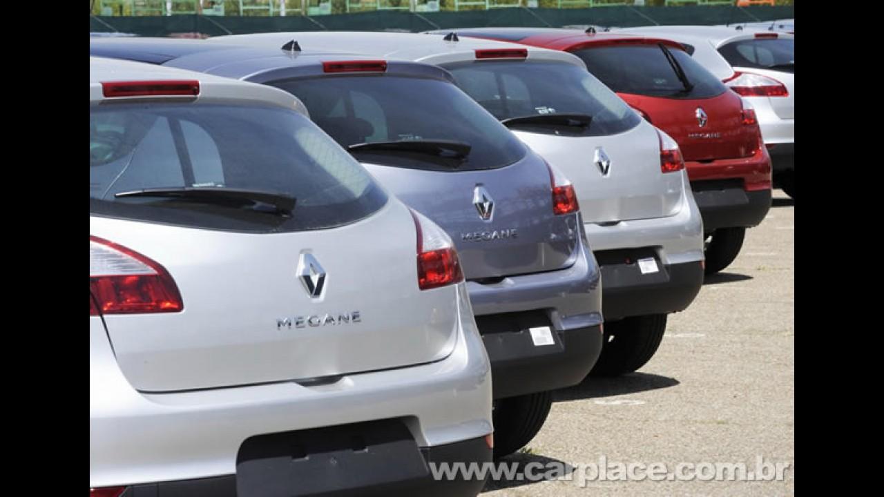 Jornal diz que Novo Renault Mégane Hatch chega à Argentina no ano que vem - E no Brasil?