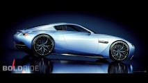 Delahaye 94 Concept by Paul Breshke