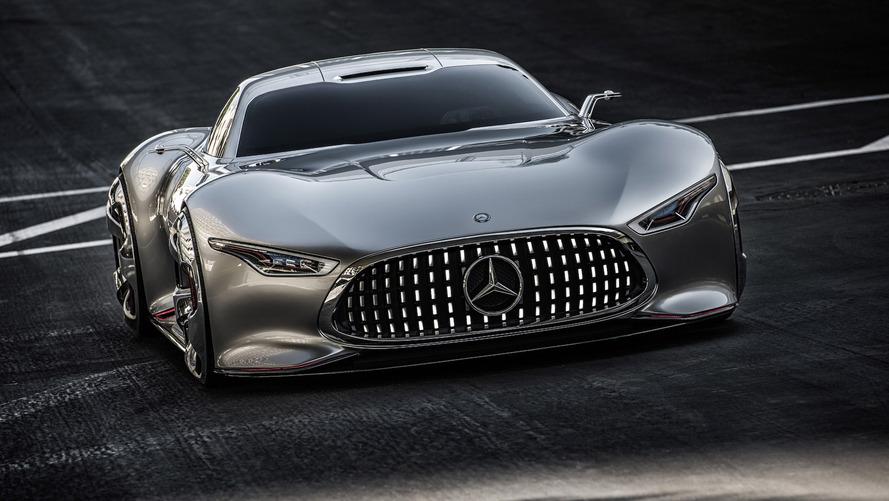 Une Mercedes-AMG à moteur de F1 dans les cartons ?