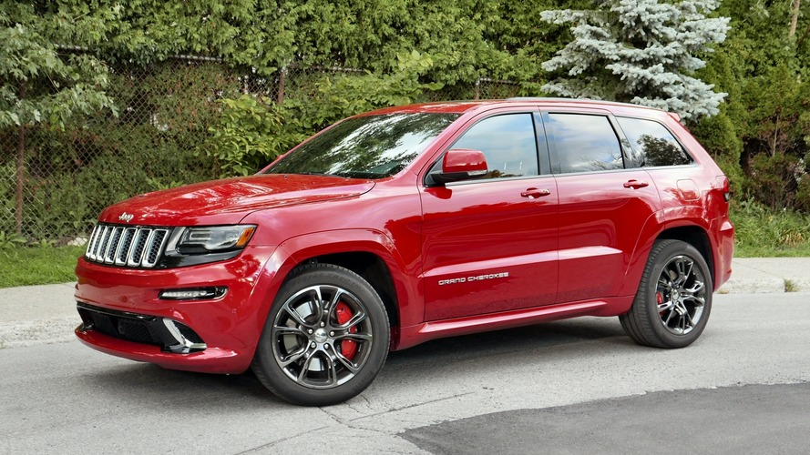 Review: 2016 Jeep Grand Cherokee