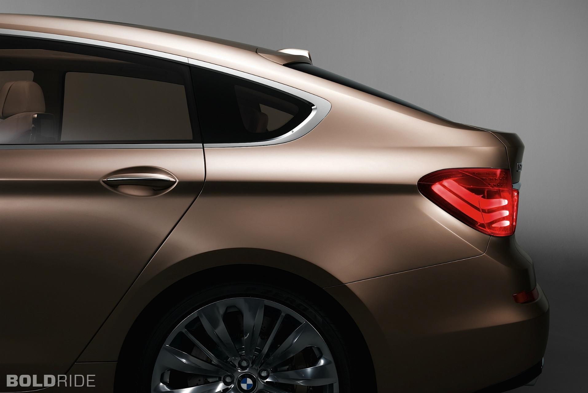 BMW 5-Series Gran Turismo Concept