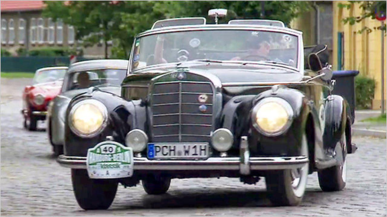 8. Hamburg-Berlin-Klassik Rallye
