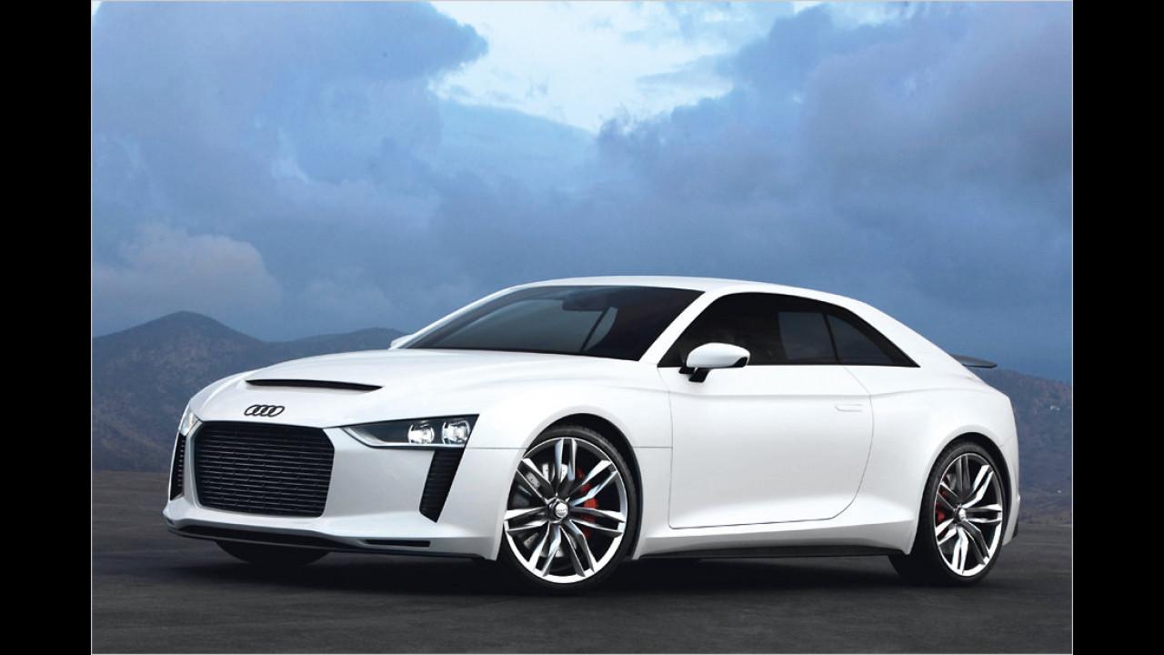 Audi quattro Concept (2010)