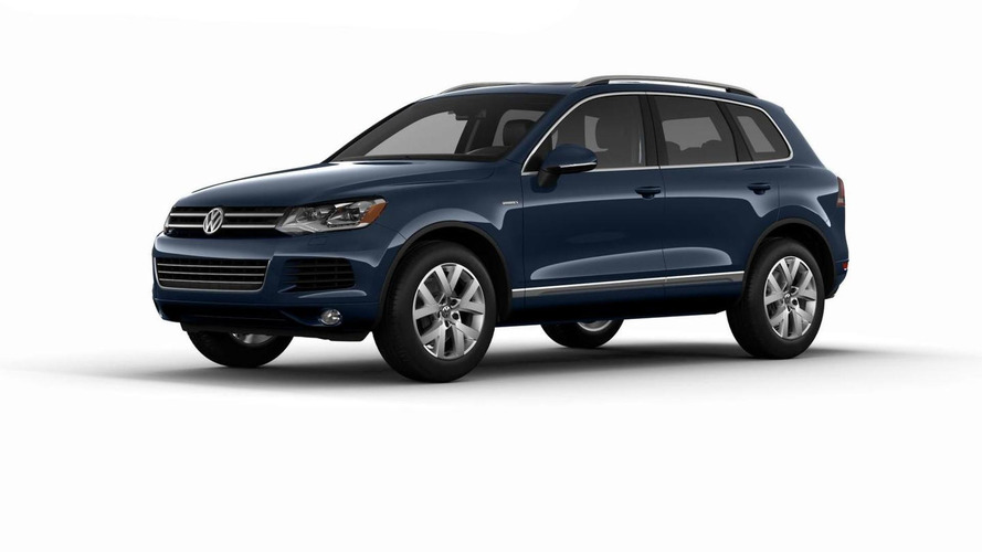 Volkswagen Touareg X headed to the US, celebrates the model's 10th anniversary