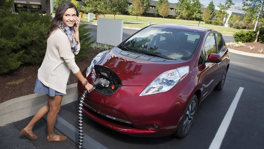 Nissan says second-gen Leaf will have a 249-mile range