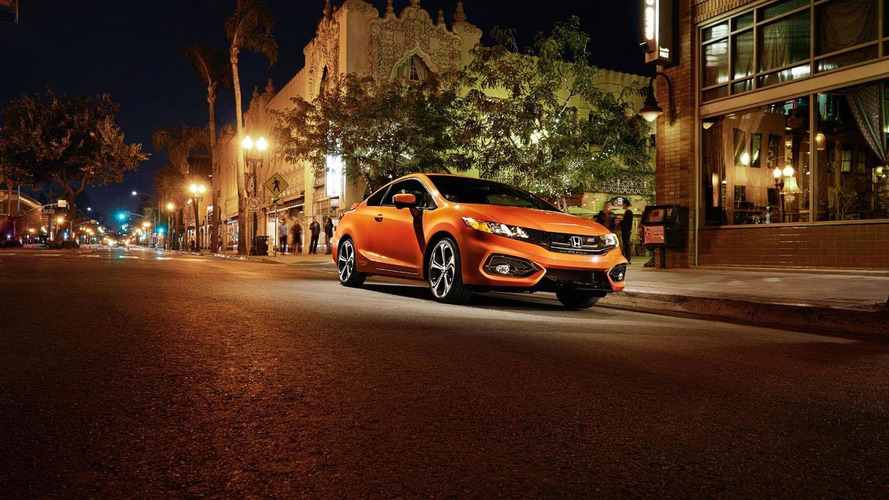 2014 Honda Civic Si Coupe & Sedan get detailed, go on sale later this month