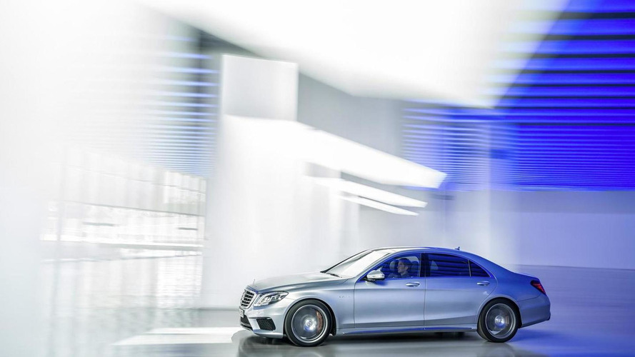 Mercedes-Benz S Serisi